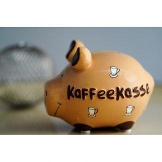 KCG-Schwein: Kaffeekasse
