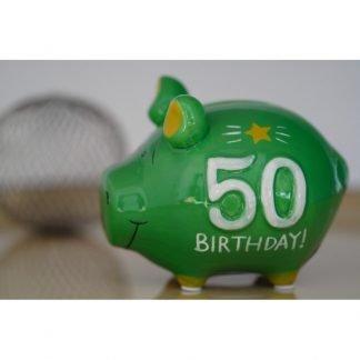 KCG-Schwein: 50. Geburtstag
