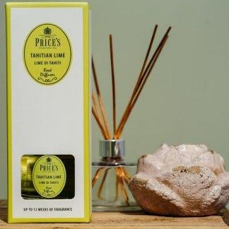 Price's Diffuser Tahitian Lime