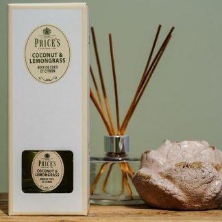 Price's Diffuser Coconut Verbene